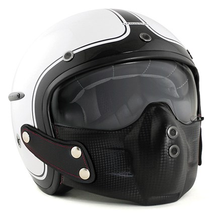 Harisson Corsair White helmet