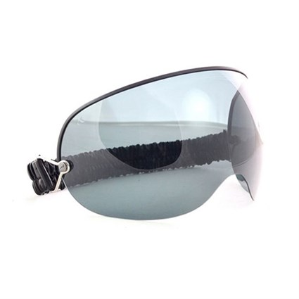 Harisson Ecran visor in clear
