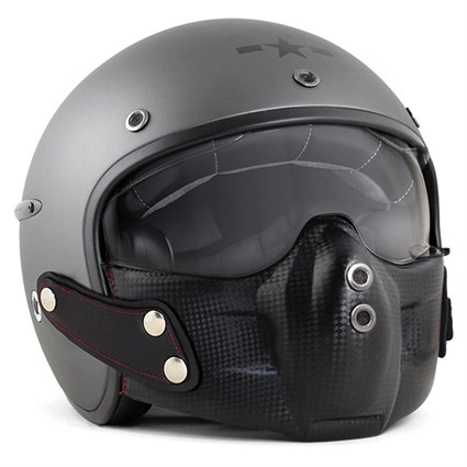Harisson Corsair Grey helmet
