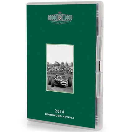 Goodwood Revival 2014 DVD