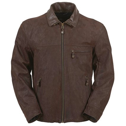 Furygan New Texas jacket in brown