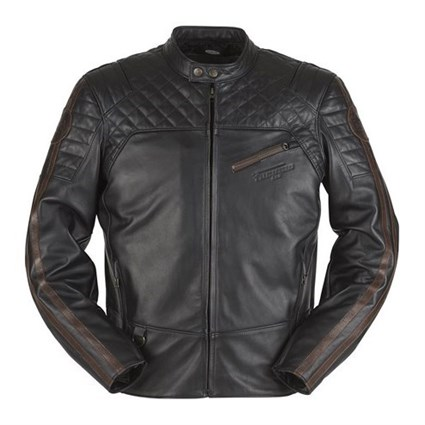 Furygan Legend jacket in black