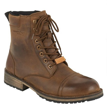 Furygan Caprino Sympatex D3O boots in brown