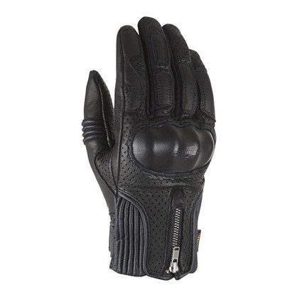 Furygan Spencer D3O gloves in black
