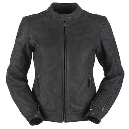 Furygan Debbie ladies jacket in black