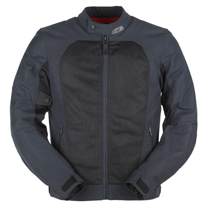 Furygan Genesis Mistral Evo 2 jacket in blue