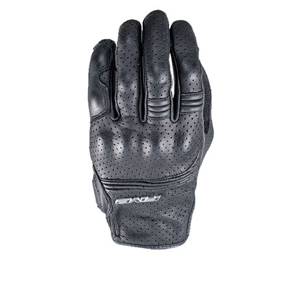 Five Sportcity gloves in black