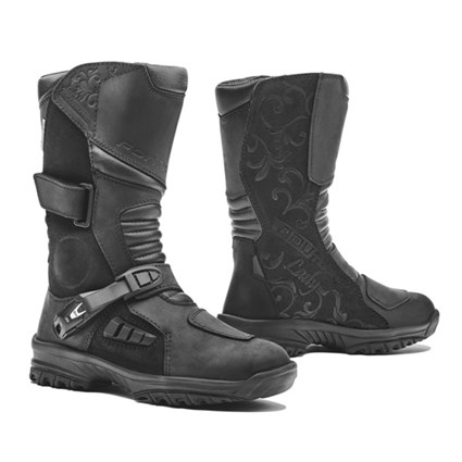 Forma ADV Tourer ladies boots in black