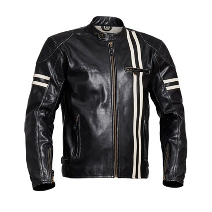 Halvarssons Thunder Classic jacket in black