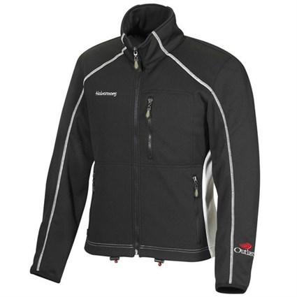 Halvarssons Comfort Fleece in black
