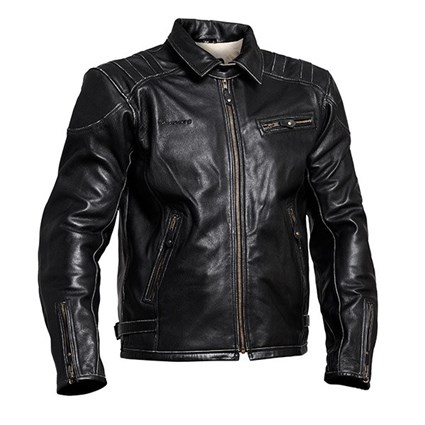 Halvarssons Spitfire Classic jacket in black