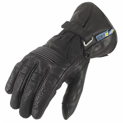 Halvarssons ladies Origo gloves in black