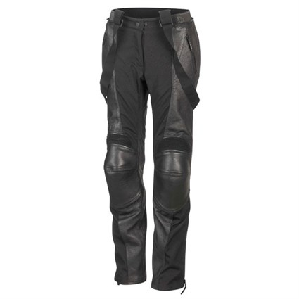 Halvarssons ladies Frej trousers in black