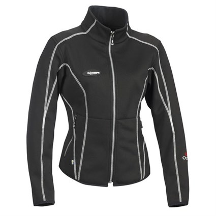 Halvarssons Corina ladies Fleece in black