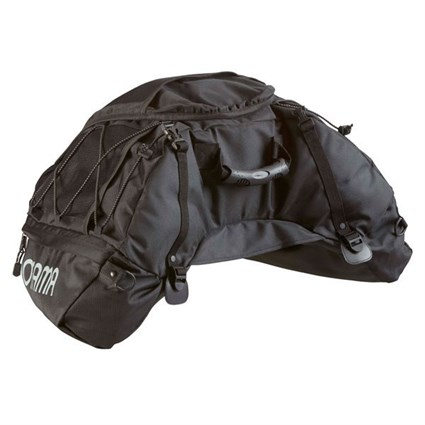 Halvarssons Bike Bag 42 Ltr in black