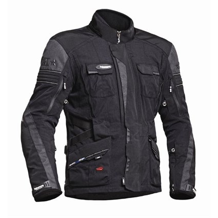 Halvarssons Prime jacket in black