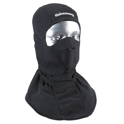 Halvarssons Maxi Facemask in black