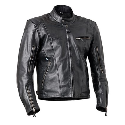Halvarssons Discovery jacket in black