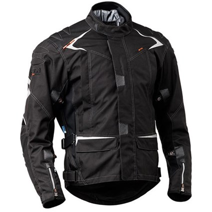 Halvarssons Qurizo jacket in black