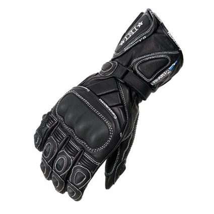 Halvarssons Escape ladies gloves in black
