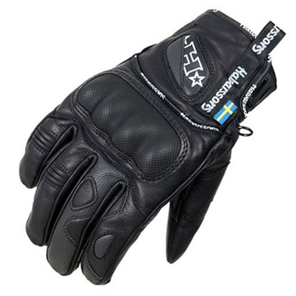 Halvarssons Supreme ladies gloves in black