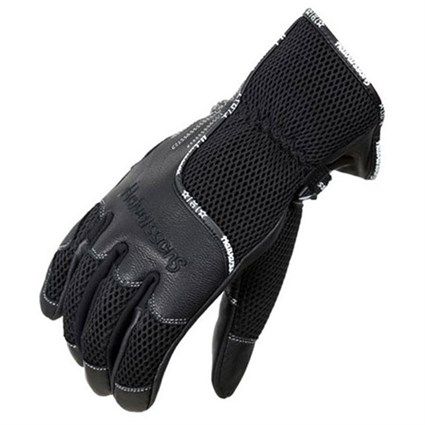 Halvarssons Cave ladies gloves in black