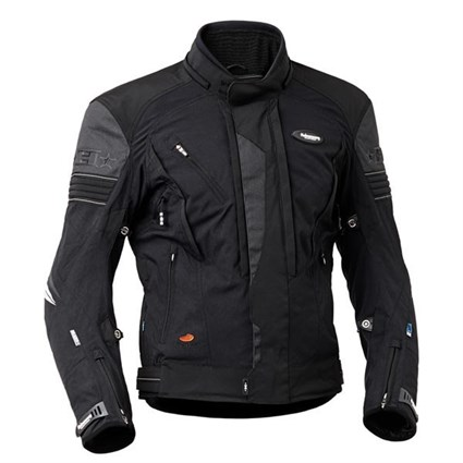 Halvarssons Panzar jacket in black