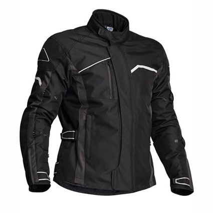 Halvarssons Voyage jacket in black