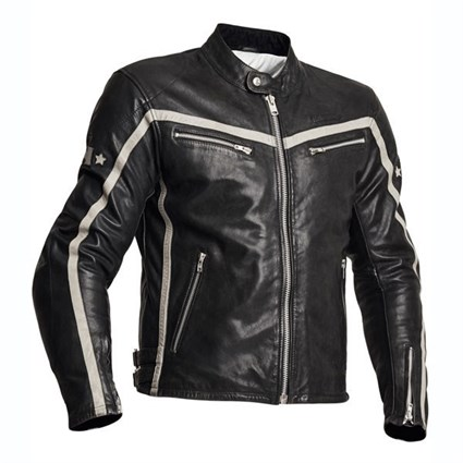 Halvarssons 310 jacket in black