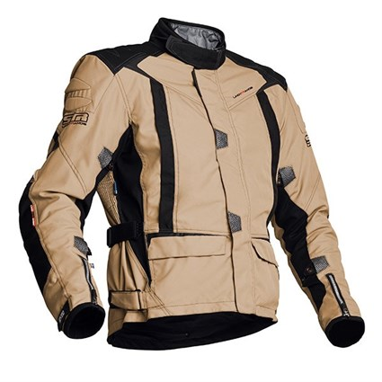 Halvarssons Qurizo jacket in sand