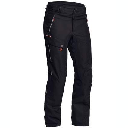 Halvarssons Zeta trousers in black
