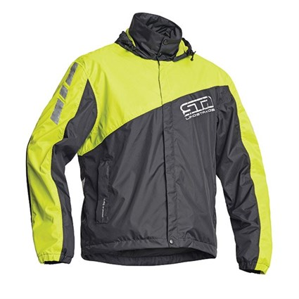 Halvarssons Waterproof jacket in yellow