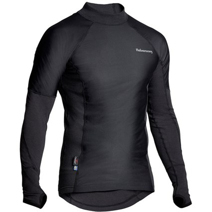 Halvarssons Polo Wind Base Layer in black
