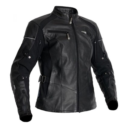 Halvarssons Katla ladies jacket in black