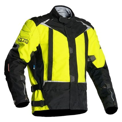 Halvarssons Qurizo jacket in yellow