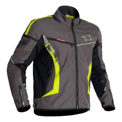 Halvarssons Zero jacket in grey