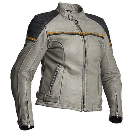Halvarssons Eagle ladies jacket in grey
