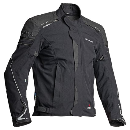 Halvarssons Walkyr jacket in black