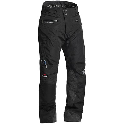 Halvarssons Lux trousers in black