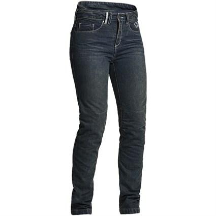 Halvarssons Macan ladies jeans in blue