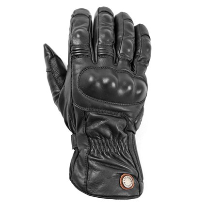 Helstons Wind gloves in black