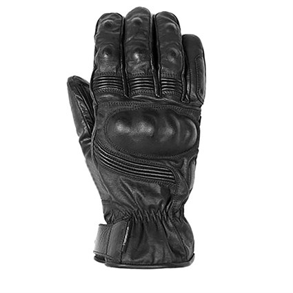 Helstons Vitesse Winter gloves in black