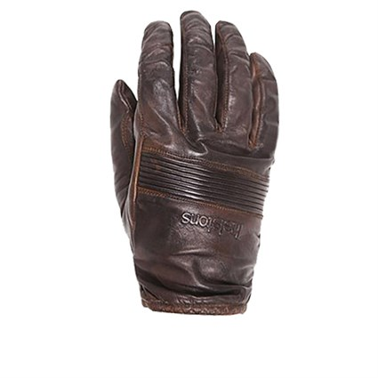 Helstons Willy Summer gloves in brown