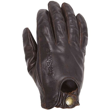 Helstons Charly Summer gloves in brown