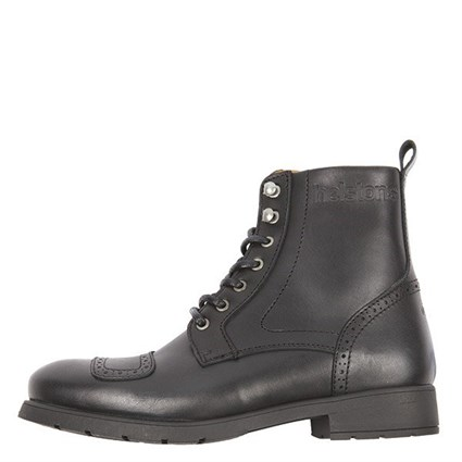 Helstons Travel boots in black
