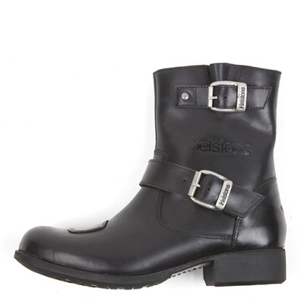 Helstons Grace ladies boots in black