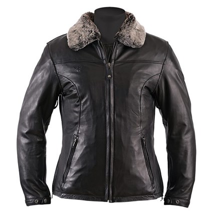 Helstons Liane ladies jacket in black