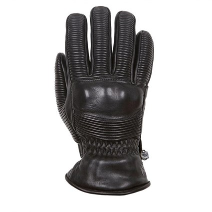 Helstons Toronado Black gloves