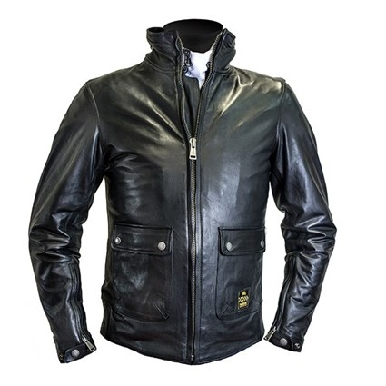 Helstons Alpha jacket in black