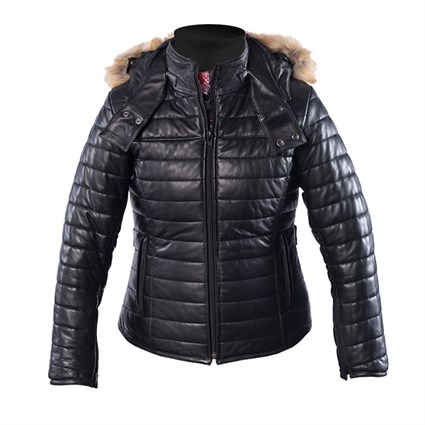 Helstons Light ladies jacket in black